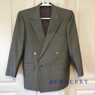 バーバリー(BURBERRY)の⭐︎BURBERRY⭐︎メンズダブルジャケット(テーラードジャケット)