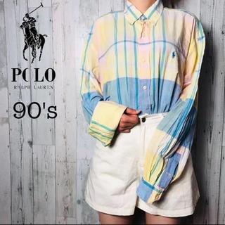 ラルフローレン(Ralph Lauren)のPolo Ralph Lauren BDシャツ マルチカラー(シャツ/ブラウス(長袖/七分))