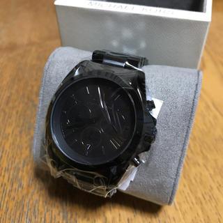 4eca12e9736b マイケルコース(Michael Kors)のMICHAEL KORS 時計 正規品 MK5550 ブラック(腕時計