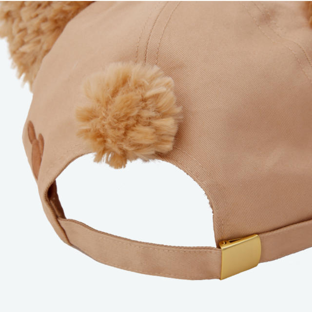 ダッフィー(ダッフィー)のサニーファン キャップ レディースの帽子(キャップ)の商品写真