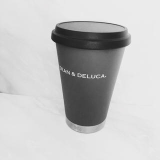 ディーンアンドデルーカ(DEAN & DELUCA)のDEAN&DELUCA タンブラー グレー マグボトル 水筒 限定(タンブラー)