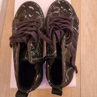 ザラキッズ(ZARA KIDS)の美品 ZARAキッツ 靴 (スニーカー)