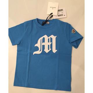 モンクレール(MONCLER)のモンクレール  キッズ Tシャツ 6a 120 110(Tシャツ/カットソー)