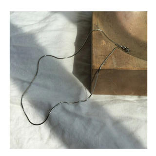ディーゼル(DIESEL)の大人気スネークチェーンネックレス S925(ネックレス)