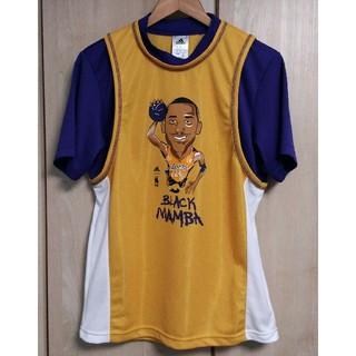 アディダス(adidas)のadidas BLACK MAMBAシャツ(バスケットボール)