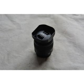 パナソニック(Panasonic)のLUMIX  2.8/45  レンズ(レンズ(ズーム))