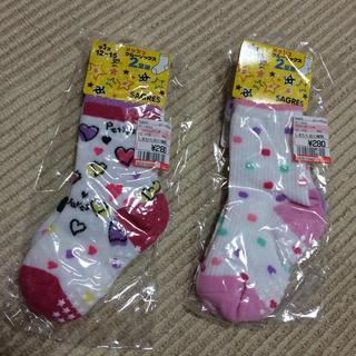 シマムラ(しまむら)の【新品】子供靴下4足セット♡(靴下