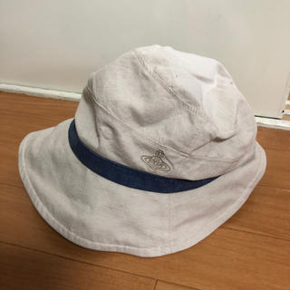 ヴィヴィアンウエストウッド(Vivienne Westwood)のヴィヴィアンウエストウッド 帽子(ハット)