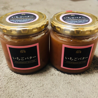 ディーンアンドデルーカ(DEAN & DELUCA)のいちごバター 成城石井(缶詰/瓶詰)
