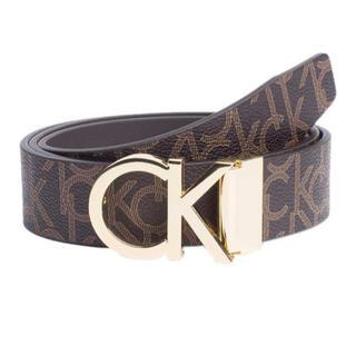 カルバンクライン(Calvin Klein)のカルバンクライン Calvin Klein ベルト ブラウン85cm(ベルト)