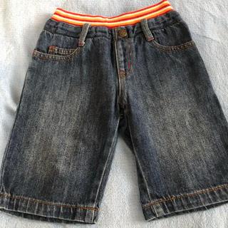 ハッシュアッシュ(HusHush)の男の子  半ズボン  110センチ(パンツ/スパッツ)
