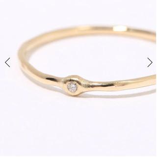 トゥモローランド(TOMORROWLAND)の joe schmoe ダイヤモンド リング k10(リング(指輪))