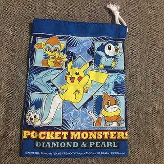 ポケモン - ポケモン 巾着 コップ袋