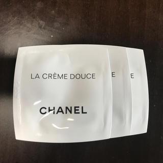 シャネル(CHANEL)のCHANEL ラクレームドゥース クリーム3点セット(フェイスクリーム)