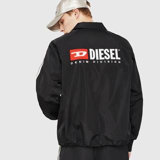 ディーゼル(DIESEL)のDIESEL コーチジャケット ナイロンジャケット XSサイズ ほぼ新品未使用(ナイロンジャケット)