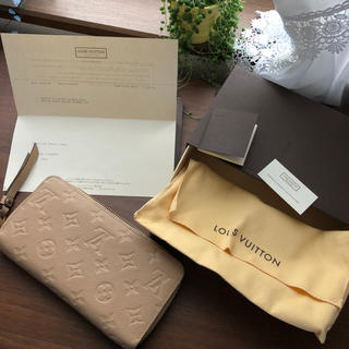 a27b77bef91a ルイヴィトン(LOUIS VUITTON)のルイ ヴィトン Louis Vuitton ジッピーウォレット デュンヌ (財布