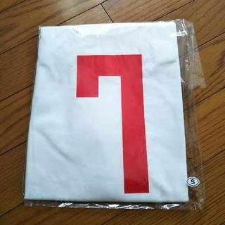 コカコーラ(コカ・コーラ)のコカコーラ ナンバーボトル Tシャツ  新品未開封  S  非売品 (ノベルティグッズ)