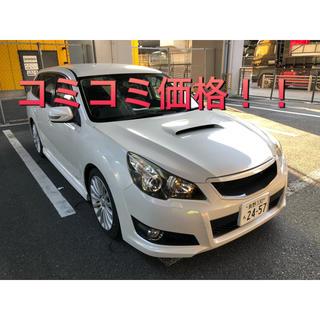 スバル - h21年、BR9レガシィツーリングワゴン(ターボ)!ロング車検!コミコミ価格!