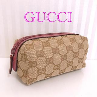 36b09a668316 グッチ ポーチ(レディース)(ベージュ系)の通販 59点   Gucciの ...