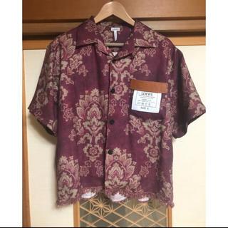 ロエベ(LOEWE)のLOEWE フローラルプリントシャツ(シャツ)
