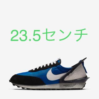 ナイキ(NIKE)のNIKE DAYBREAK UNDERCOVER BLUE23.5センチ青(スニーカー)