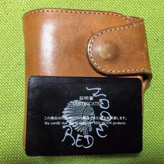 レッドムーン(REDMOON)のレッドムーン 財布(折り財布)