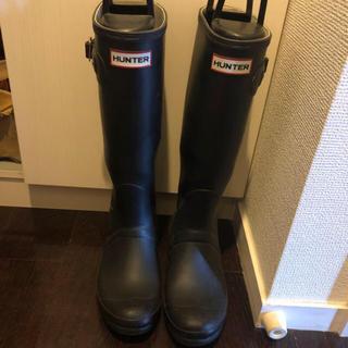 ハンター(HUNTER)のhunter レインブーツ ブラック(レインブーツ/長靴)