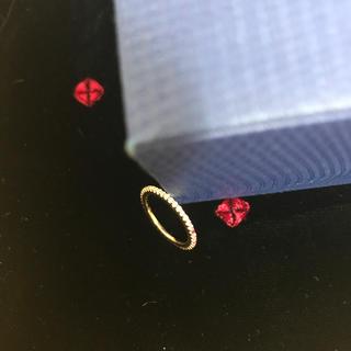 ポンテヴェキオ(PonteVecchio)のポンテヴェキオ カリーナリング 8号 美品(リング(指輪))
