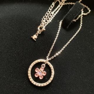 クレージュ(Courreges)の【SALE】クレージュ お花ネックレス(ネックレス)