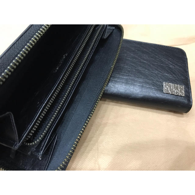 Calvin Klein(カルバンクライン)の新品 2つセット カルバンクライン 長財布 メンズのファッション小物(長財布)の商品写真