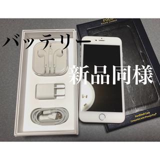 アップル(Apple)の[良品]iPhone 6s Plus Silver 64 GB SIMフリー(携帯電話本体)