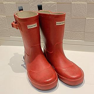ハンター(HUNTER)のキッズ ハンター/Hunter長靴 サイズ12(18cm)(長靴/レインシューズ)