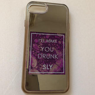 216a96c5f6 スライ iPhoneケースの通販 100点以上 | SLYのスマホ/家電/カメラを買う ...