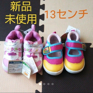 ニシマツヤ(西松屋)の【新品】サンダル スニーカー 13センチ(サンダル)