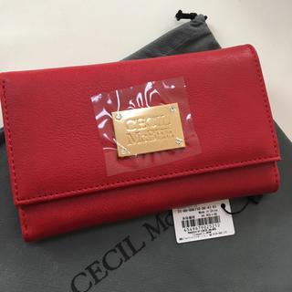 cb725baa72b5 セシルマクビー 財布(レディース)の通販 1,000点以上 | CECIL McBEEの ...