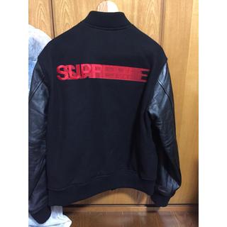 a6e4edb741c1 シュプリーム(Supreme)のsupreme motion logo varsity jacket 18aw(スタジャン)