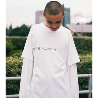 アンユーズド(UNUSED)のkudos 18ss レイヤード ロンT(Tシャツ/カットソー(七分/長袖))