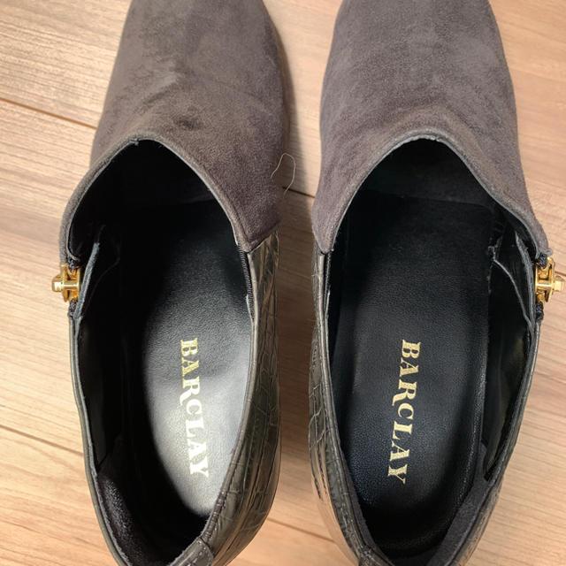 BARCLAY(バークレー)のBARCLAY ブーティー レディースの靴/シューズ(ブーツ)の商品写真
