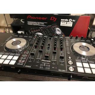 パイオニア(Pioneer)のPioneer DDJ-SX2 専用ケース付き(DJコントローラー)