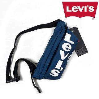 リーバイス(Levi's)の売切!Levi's バナナスリング ウエストポーチ ボディバッグ青 181220(ウエストポーチ)