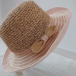 ベルメゾン - 女の子 麦わら帽子