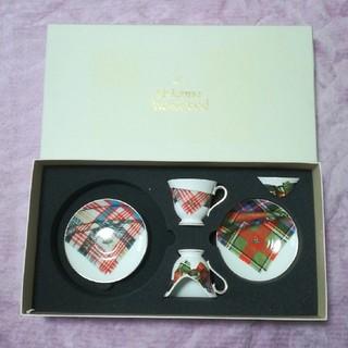 ヴィヴィアンウエストウッド(Vivienne Westwood)のVivienne Westwood × COALPORT ティーカップ&ソーサー(食器)