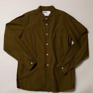 マーガレットハウエル(MARGARET HOWELL)のマーガレットハウエルのシャツ(シャツ)
