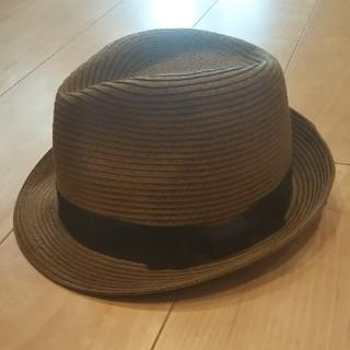 ジーユー(GU)のジーユー ストローハット 麦わら帽子(麦わら帽子/ストローハット)