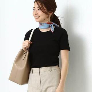デミルクスビームス(Demi-Luxe BEAMS)の新品 Demi-Luxe BEAMS フライスクルー プルオーバー(Tシャツ(半袖/袖なし))