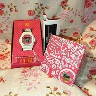 ベビージー(Baby-G)の2016 阪神タイガース baby-G 数量限定商品 タグ付き未使用 時計カシオ(腕時計)