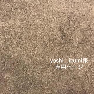 yoshi_izumi様 専用ページ(ピアス)