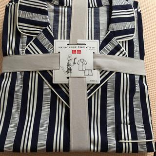 ユニクロ(UNIQLO)のLサイズパジャマ。半丈(パジャマ)