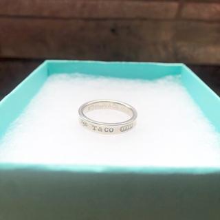 ティファニー(Tiffany & Co.)の【セール】Tiffany ティファニー リング 1837 USサイズ11 24号(リング(指輪))