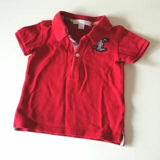 バーバリー(BURBERRY)のバーバリーチルドレン ポロシャツ 美品(Tシャツ)